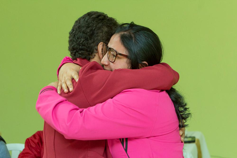 Asviponalca se ha convertido en una red de apoyo y amistad para sus miembros. Foto:Julián Moreno para CNMH.